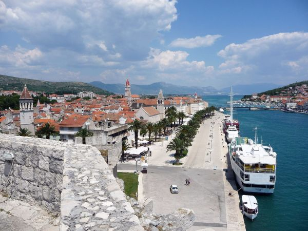 Welcome to Trogir old town!
