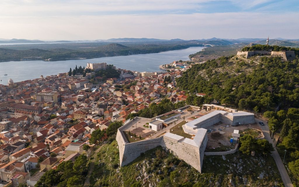 Fortresses of Šibenik